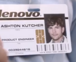 Analyst: <strong>Ashton</strong> <strong>Kutcher</strong> holds the key for Lenovo