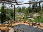 Stone Brewing's outdoor gardens include extensive landscaping, lounge seating, water features and stone paths. RELATED: Go behind the scenes at Surly Brewing Co.'s first brewery