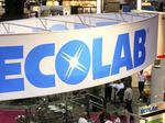 Ecolab sells restroom cleaning business to Enviro-Master