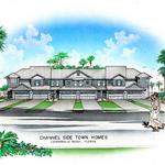 SH Design begins construction on luxury townhomes off Intracoastal Waterway