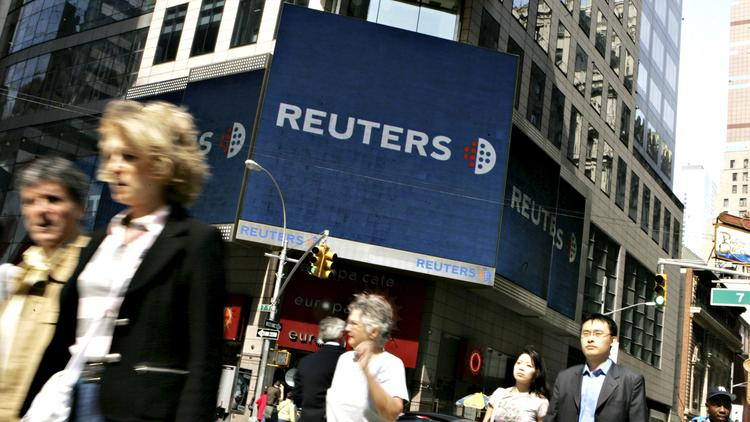 Thomson Reuters unveils plan to close offices, cut workforce