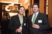 Bill Sweeney, left, with Bryan Stunkel, both of Windstream Hosted Solutions.