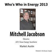 Who's Who in Energy 2013: Mitchell Jackson (Austin)