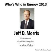 Who's Who in Energy 2013: Jeff D. Morris (Dallas)