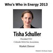 Who's Who in Energy 2013: Tisha Schuller (Denver)