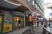 Some of the Boardwalk attractions.