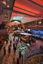 Another view of the Royal Promenade.