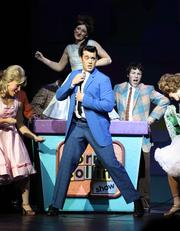 'Hairspray' was the inaugural Broadway show on Oasis.