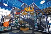 The YMCA Buffalo Niagara, ranked No. 49 among the 2013 Million Dollar Nonprofits, last January opened a kids' play area at its new Northtowns branch.