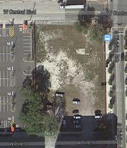 Parcel 2  Acres: 1.1 Zoning: Urban Activity Center Address: 510 W Central Blvd.; 504 W. Central Blvd.; 511 W. Pine St. Owner: Provalue LLC