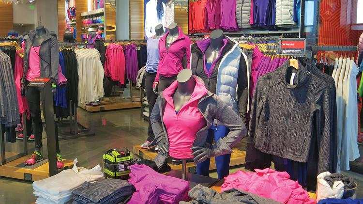 bfaeb98d6e Under Armour products to hit Kohl's stores in March - Baltimore ...