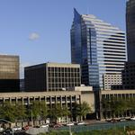 Office leasing gains slight, but poised for bigger growth, JLL says