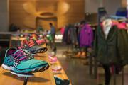 Under Armour shoes come in a variety of neon colors.