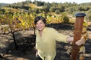 Ann Kraemer, above left, grows 14 varietals on her 46-acre vineyard in Sutter Creek, most of which she sells to winemakers in Napa and Sonoma.