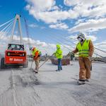 'Stan Span' carrying less traffic than expected