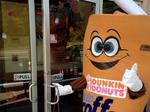 Dunkin' Donuts giving away free iced coffees today