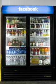 Wet your whistle here with plenty of water, energy drinks, coffee and soda options.