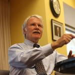 <strong>Kitzhaber</strong> shares ideas <strong>on</strong> how to continue health care reform