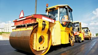 How do you deal with road construction?