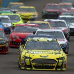 ARRIS to sponsor NASCAR's Carl Edwards