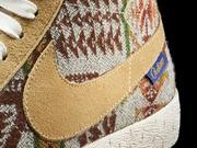 The Nike Blazer Mid Premium Pendleton retails for $140.