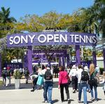 Two men charged with defrauding Sony Open
