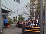 Bavarian-style beer hall on tap for Fort Mason Center