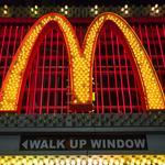 McDonald's unveils a big Sochi social media push