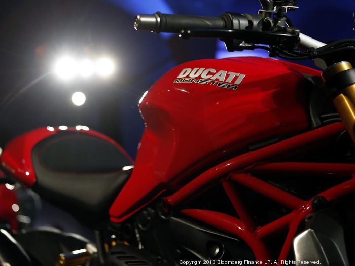 Is Harley-Davidson looking to buy Ducati?