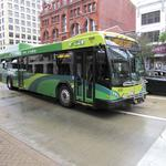 Bus service expanded to P&G site