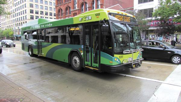 Greater Dayton RTA secures $5 7M to replace old buses with
