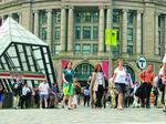South Station redevelopment: Trouble on the tracks