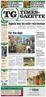 'Bigger, better' Butler County newspaper expected following merger