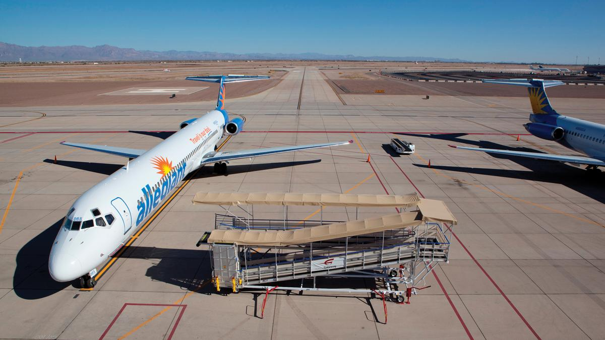 Allegiant Air Launching 8 New Nonstop Flights From Phoenix