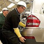 Report on Alabama auto industry shows steady growth ahead