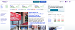 Yahoo overhauls Finance site, adds real-time features and trending tickers