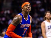New York Knicks forward Carmelo Anthony is an investor in SeatGeek, a NYC-based search engine for event tickets