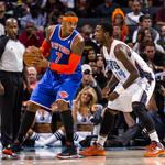 Dallas Mavericks make their pitch to <strong>Carmelo</strong> <strong>Anthony</strong>