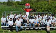Motz Group employees perform a service day.