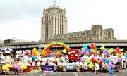 U.S. Bank employees were among winners in the Cincinnati Pride Day parade.