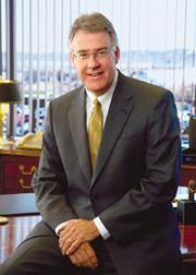 Rich McClure,  President, UniGroup Inc. & Regional Board Chair, Teach For America-St. Louis