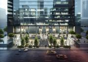 """In addition, the owner plans to redevelop the grand plaza along Bell Street, tie in the downtown tunnel system, renovate the lobby, re-clad the building in high-performance glazing to meet LEED Gold standards and create an illuminated, iconic crown that will mark 800 Bell as a striking new addition the Houston skyline,"" the Ziegler Cooper stated in its post."