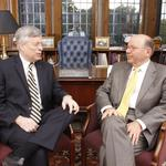 <strong>Nordenberg</strong>, Cohon to receive lifetime achievement award for excellence in public service (Video)