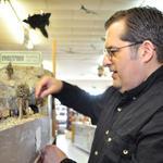 Hobby enthusiasts explore miniature world