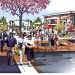 Peterson's Crosstrail project lands first tenant: a massive Wal-Mart