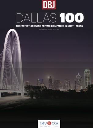 Flip through to see the fastest-growing companies in DFW.