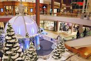 Retail sales for the 2013 holiday season are expected to increase about 3.7%, according to Wells Fargo economists. Northlake Mall prepares for the holiday season.
