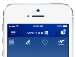 United Airlines going more interactive with hi-tech app maps