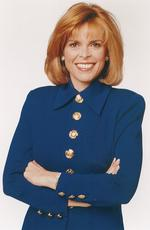 #FridayFaces was ... Betsy McCaughey Ross