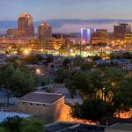 Downtown Albuquerque is one of 11 described as 'awesome'